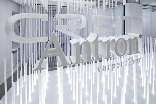 antron carpet neocon showroom led module lights 1